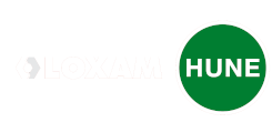 LoxamHune Logo